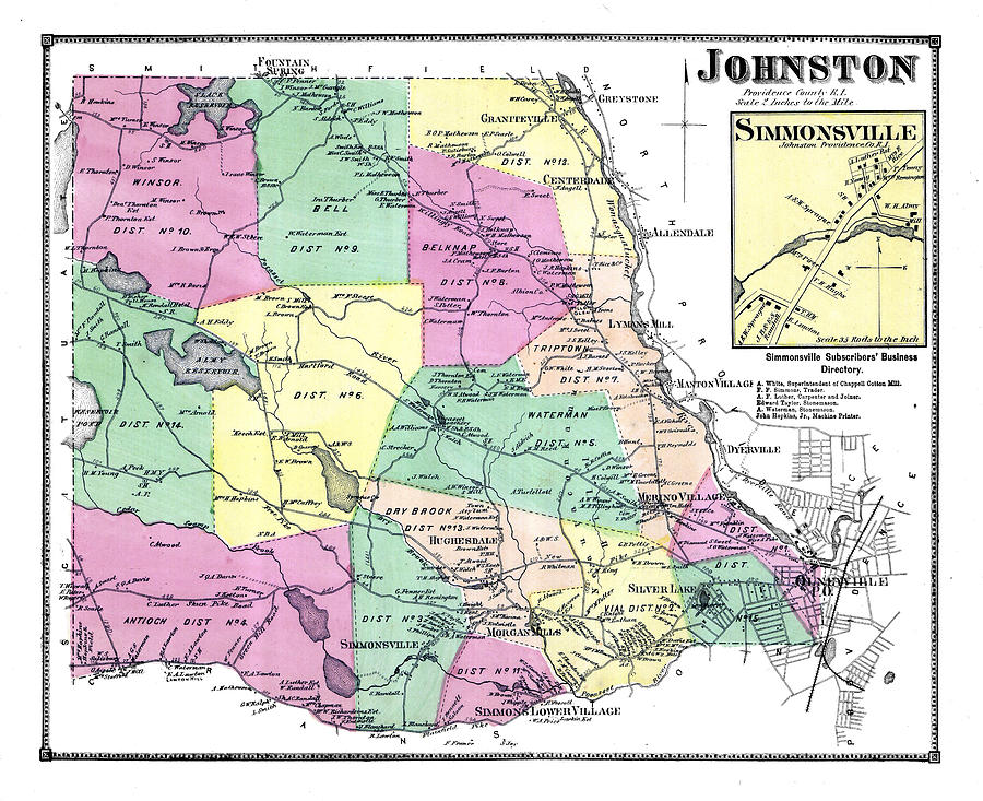 Rhode Island, 1870, Johnston, Simonsville, Rhode Island State Atlas on map of king of prussia pa, map of jefferson city mo, map of junction city ks, map of jean nv, south kingstown, north kingstown, map of kalamazoo mi, north providence, map of lansdale pa, map of london ky, map lodi ca, map of lake charles la, map of levittown ny, map of lake forest ca, map of lynn ma, map of little rock ar, map of lees summit mo, central falls, map of lafayette in, east providence, map of league city tx, map of lake havasu city az, map of livonia mi, map of johnson city tn, map of long beach ms,