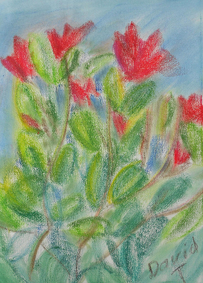 Rhododendron 1 Pastel