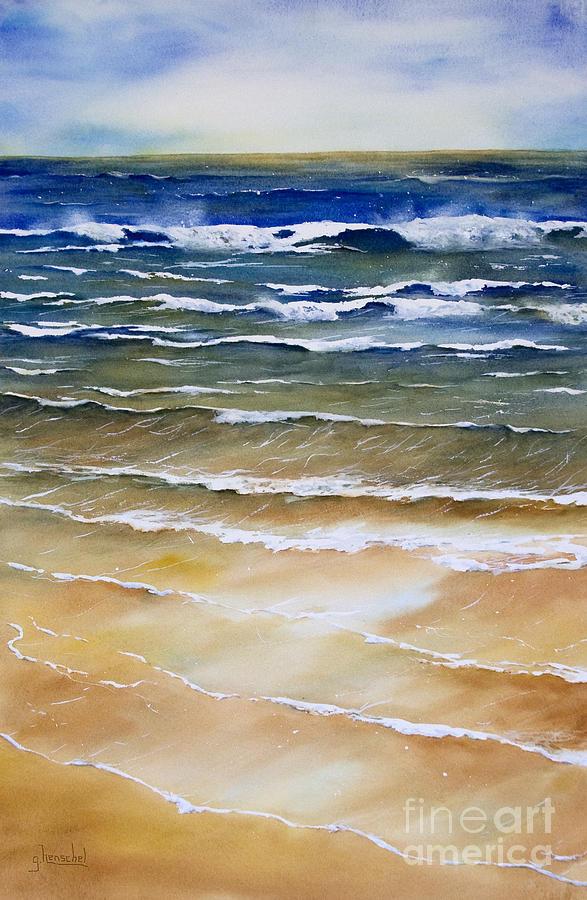 Rhythmic Calm by Glenyse Henschel