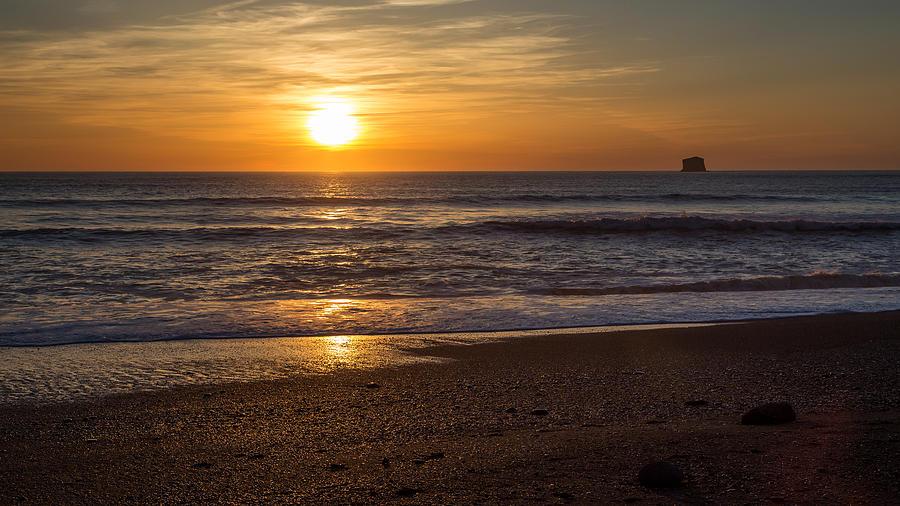 Rialto Beach Photograph - Rialto Beach Sunset by Pierre Leclerc Photography
