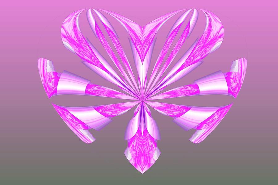 Ribbons Of Hope Digital Art