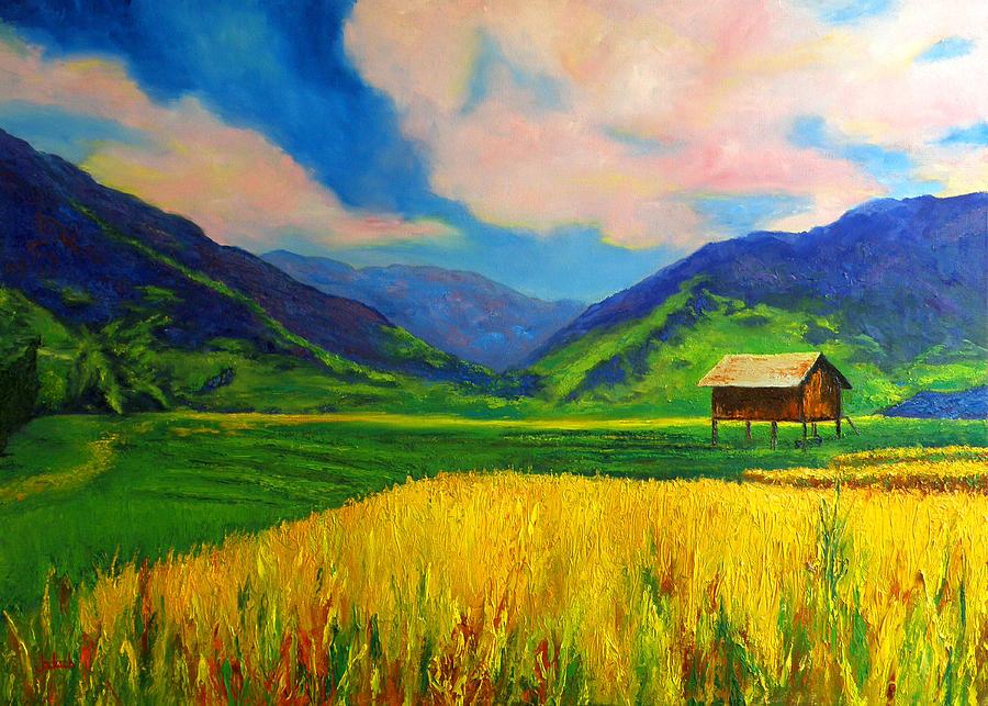 Rice Paint Color