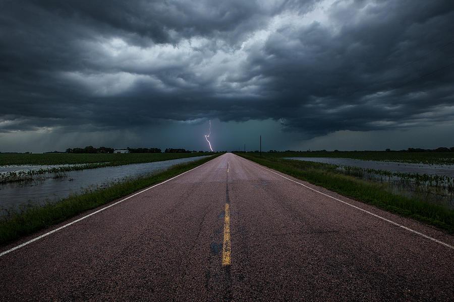 Ride The Lightning Photograph