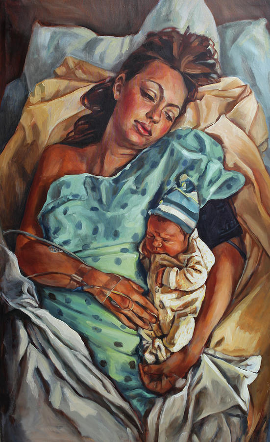 Pregnancy Paintings For Sale