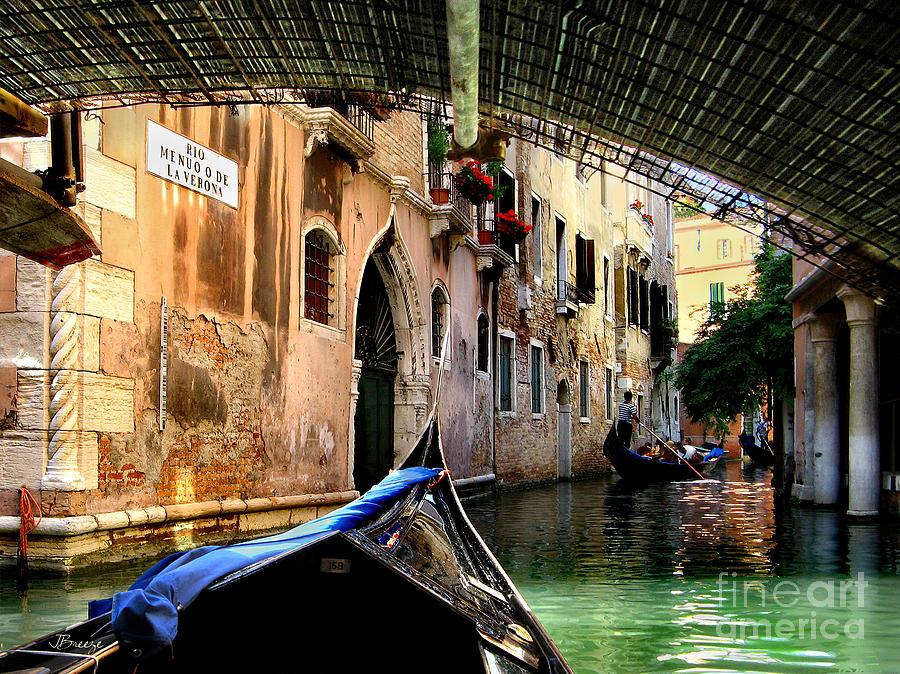 Rio Menuo De La Verona by Jennie Breeze