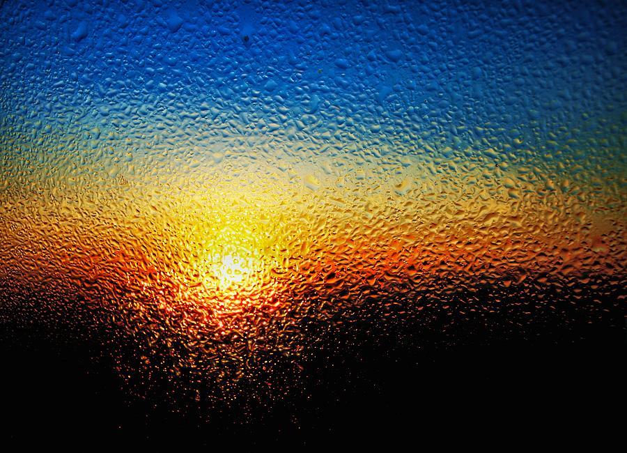 Rising Sun Photograph - Rising Sun by Tom Druin