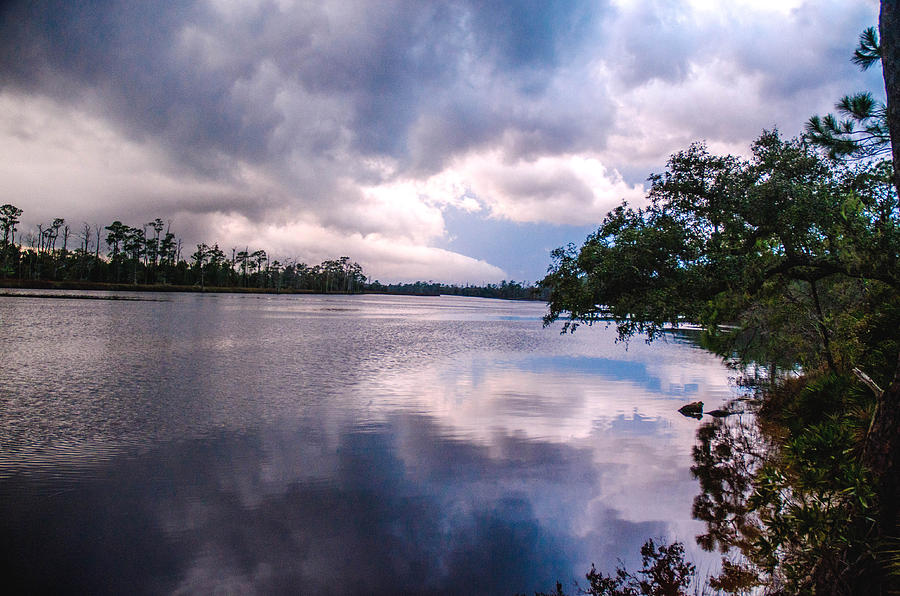 River Dawn Photograph by Don L Williams