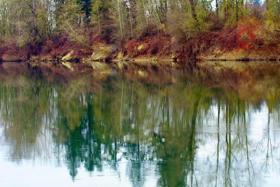 River Edge 20862 Photograph