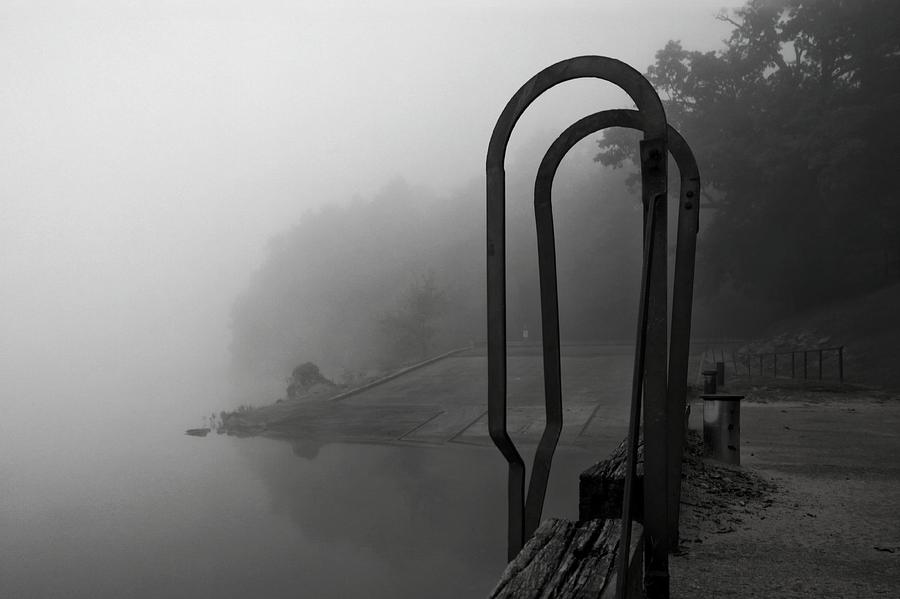 River Photograph - River Fog by Tommy Wallace
