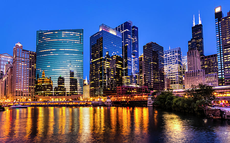 River North View Photograph by Carl Larson Photography