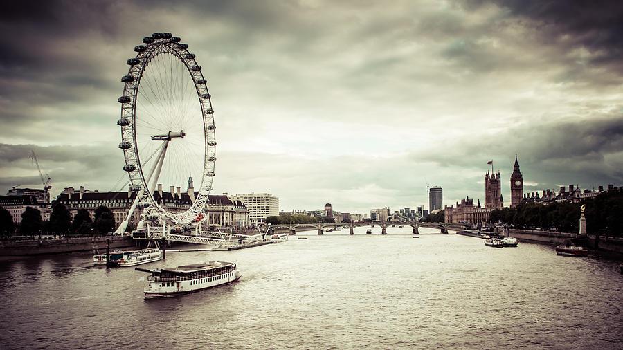 Riverbank 2 Photograph by Daniel Kocian