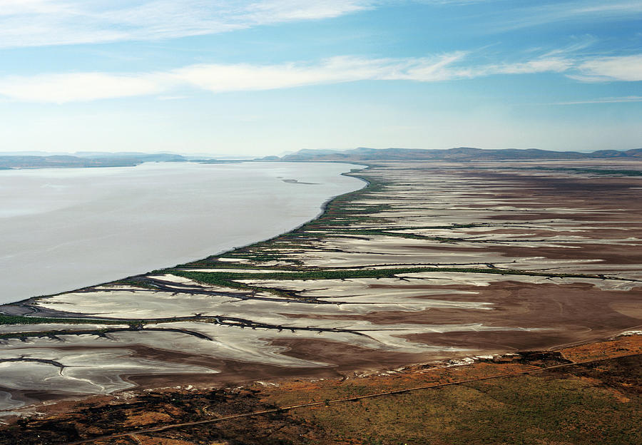 Rivers & Cambridge Gulf From Five Photograph by Richard Ianson