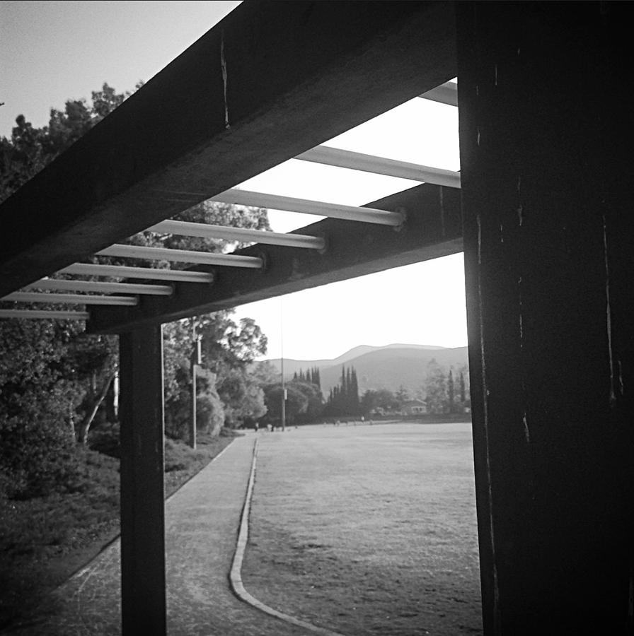 Black And White Photograph - Road Before You by Melissa Labnow