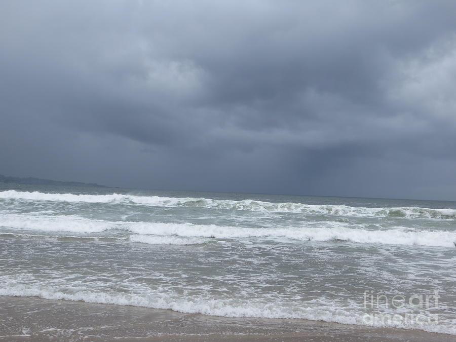 Roaring Waves Photograph