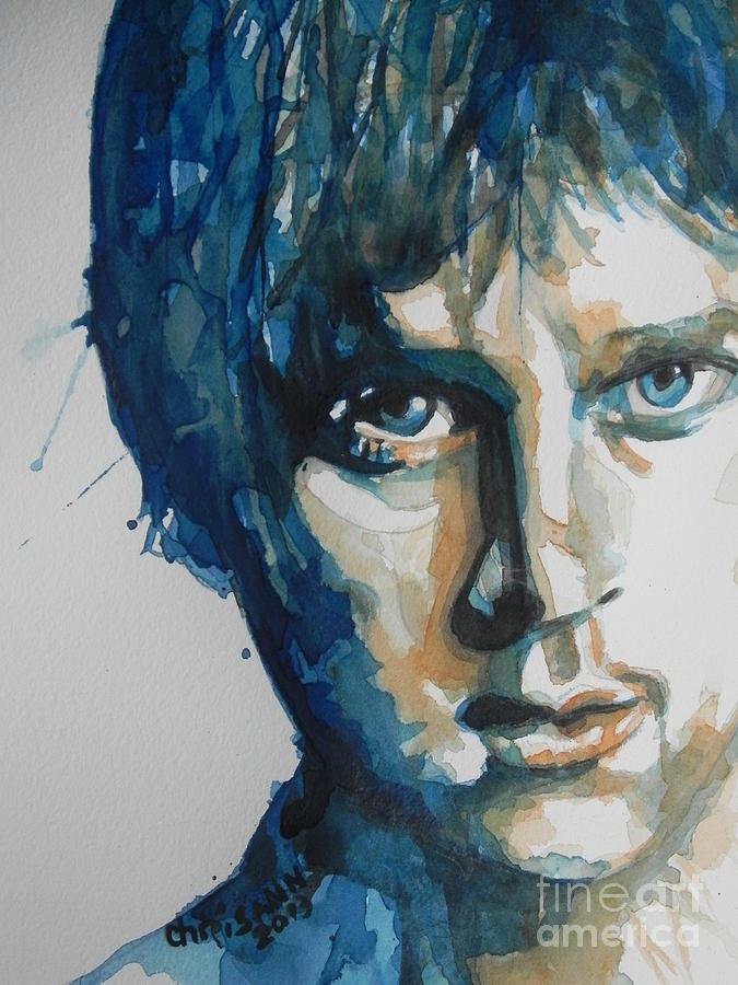 Rob Thomas  Matchbox Twenty Painting
