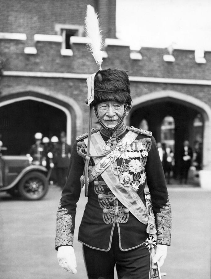 1930 Photograph - Robert Baden-powell by Underwood Archives
