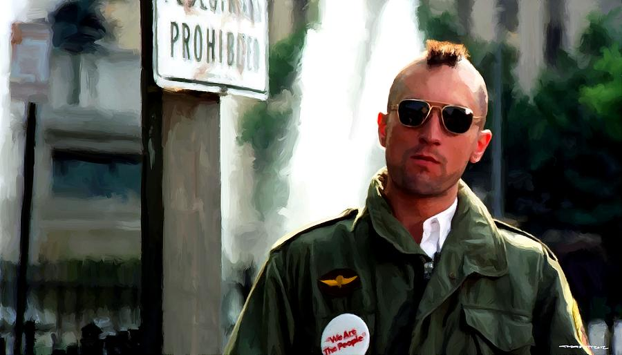 an overview of the movie taxi driver by martin scorsese Robert de niro as travis bickle in taxi driver the movie, of course, finally ends not with a bloody body but a pensive glance in the rear-view mirror martin scorsese robert de niro drama thriller blogposts share on facebook.
