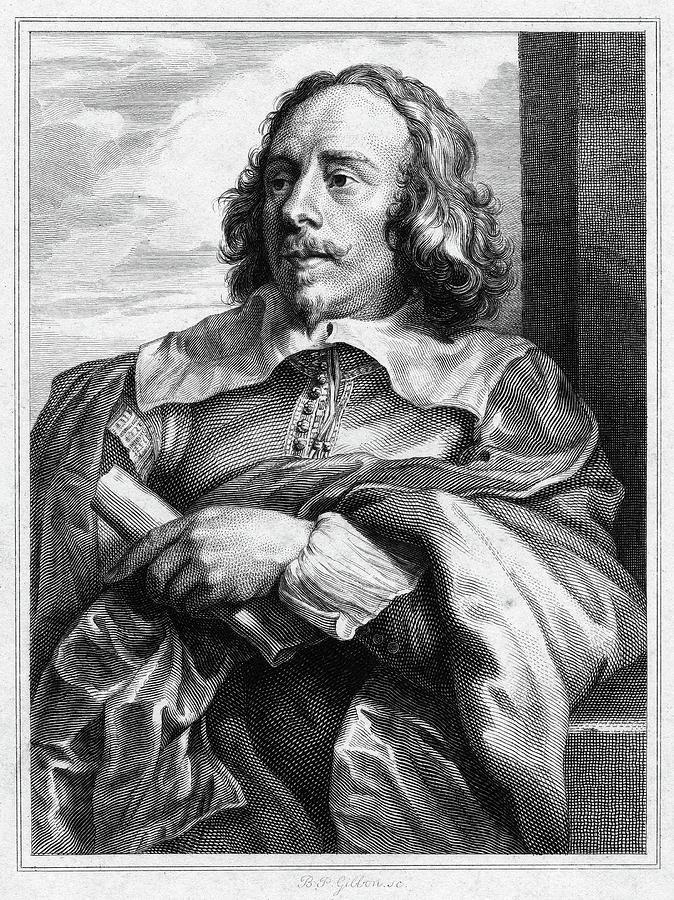17th Century Painting - Robert Van Voerst (1597-1635/36) by Granger