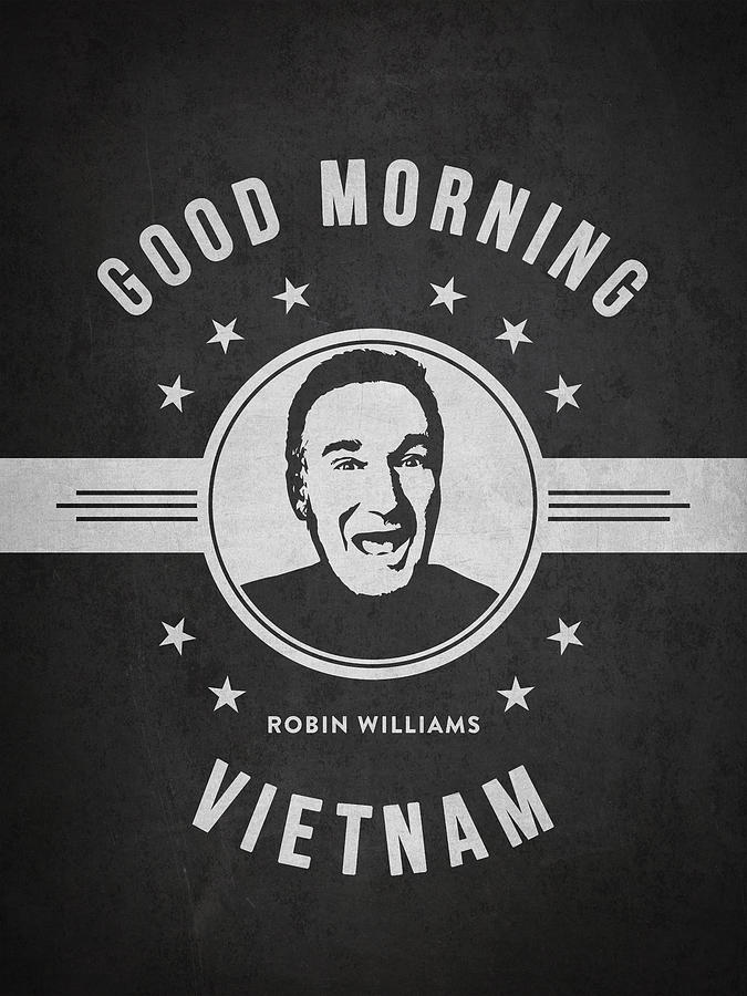 Robin Williams - Dark Digital Art