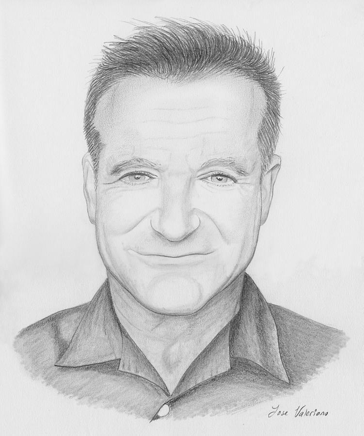 Robin Williams by M Valeriano
