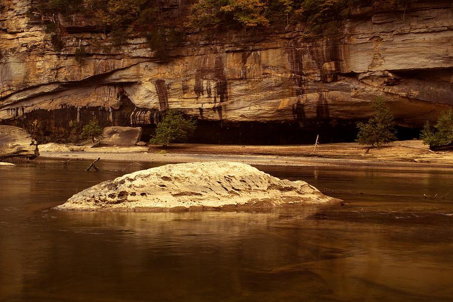 Kentucky Photograph - Rock by Amanda Kiplinger