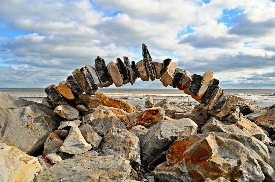 Rock Arch by John Collins