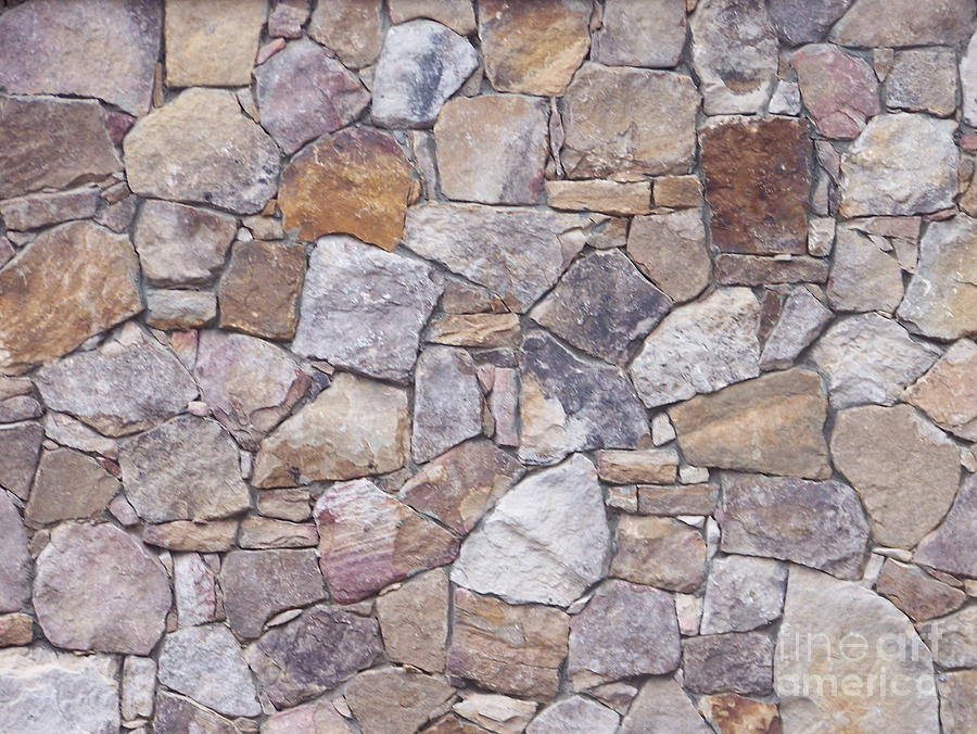 Rock Wall Photograph By Kevin Croitz