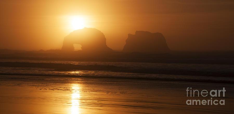 Rockaway Beach Photograph - Rockaway Beach by Vivian Christopher