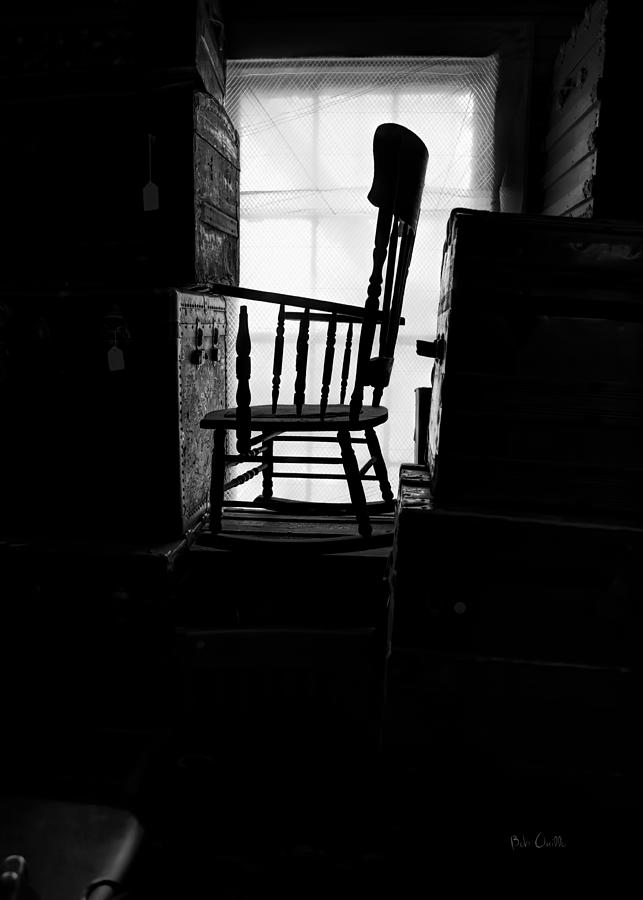 Chair Photograph - Rocking Chair by Bob Orsillo
