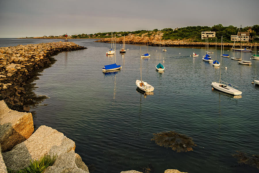 Rockport Gold Photograph