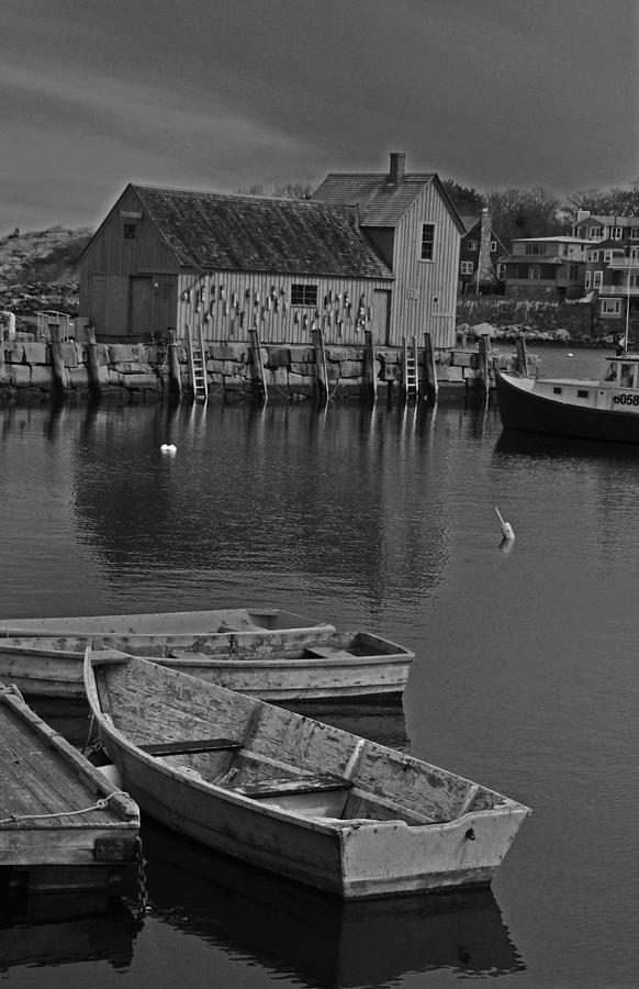 Rockport Photograph - Rockport No.  2 by Mike Martin