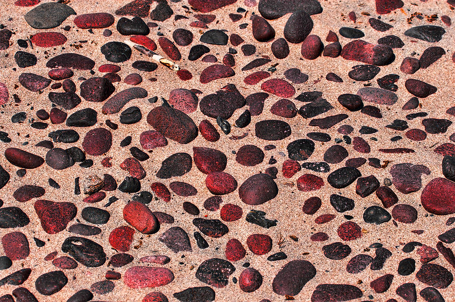 Rocks and Sand Version 2 by Greg Wells