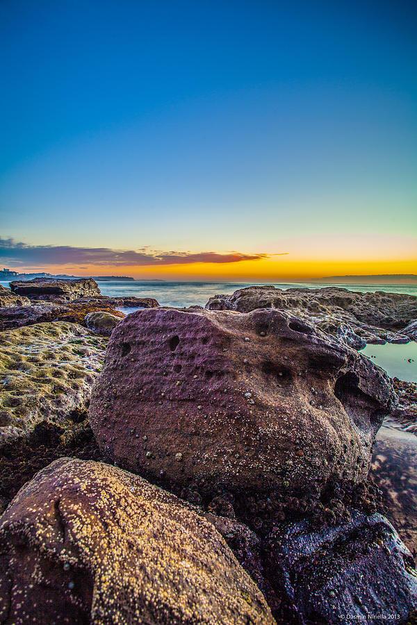 Rocks Photograph - Rocks By The Sea 2 by Dasmin Niriella