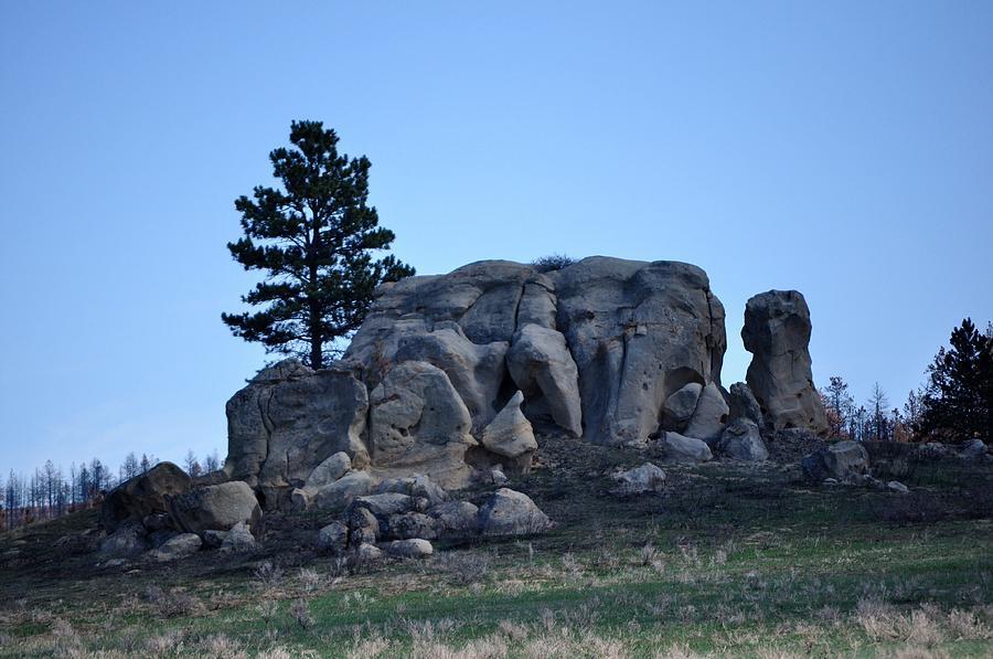 Rocks by Mike Helland