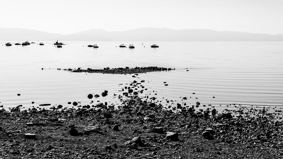 Rocky Beach Photograph - Rocky Beach by Chad Dutson