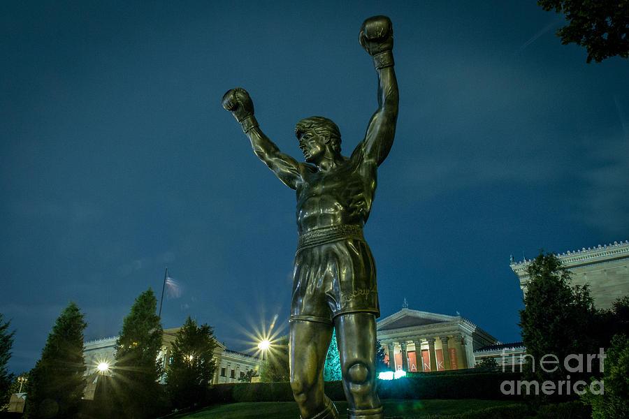 Rocky Photograph