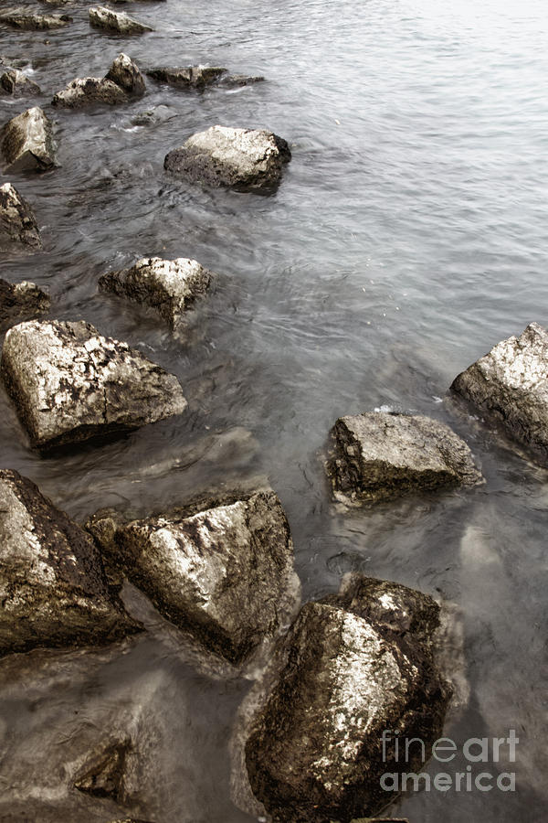 Water Photograph - Rocky by Margie Hurwich