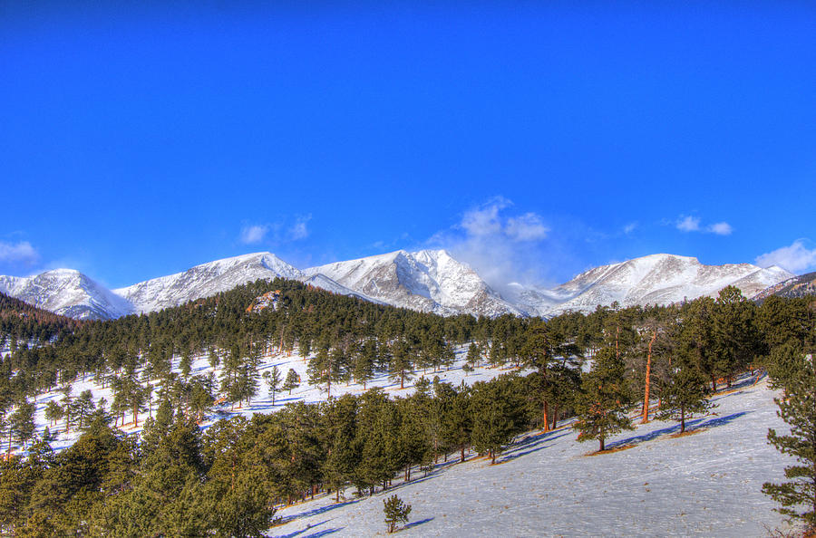 Rocky Mountain National Park 4388 Photograph