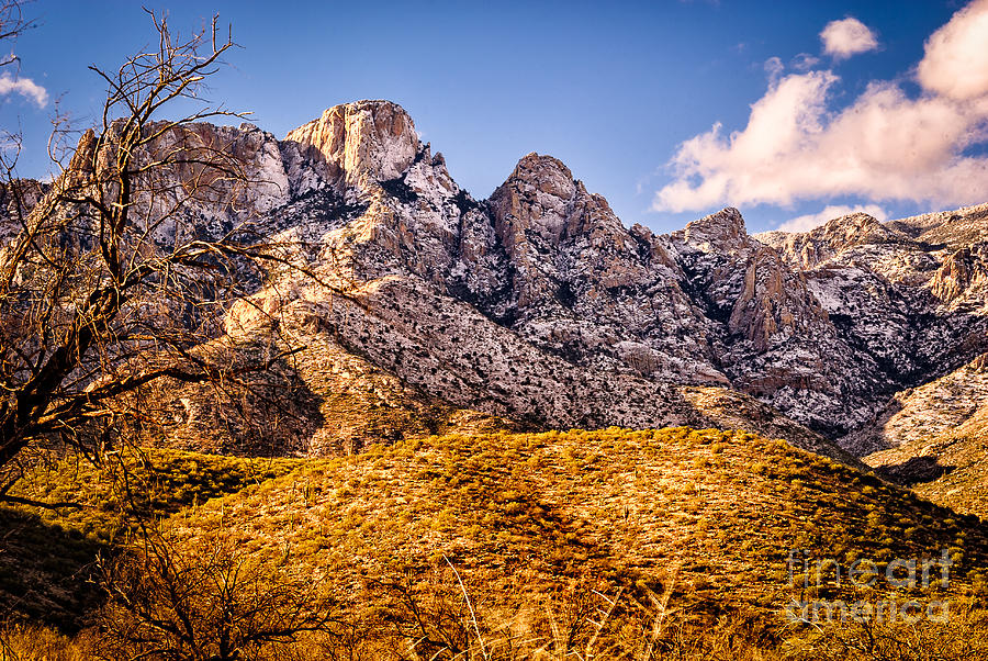 Rocky Peaks Photograph