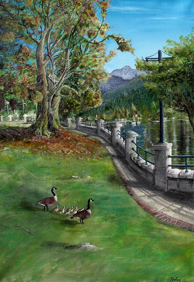 Walk in the Park by Stefan Kaertner