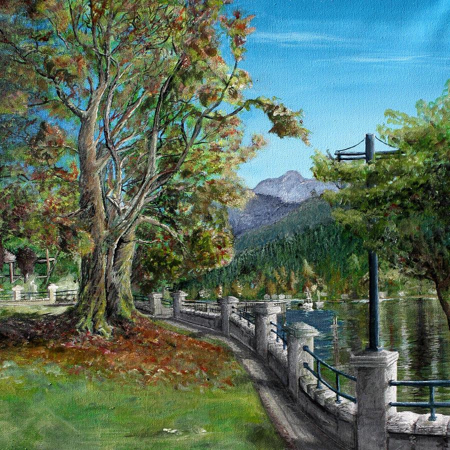 Walk in the Park II by Stefan Kaertner