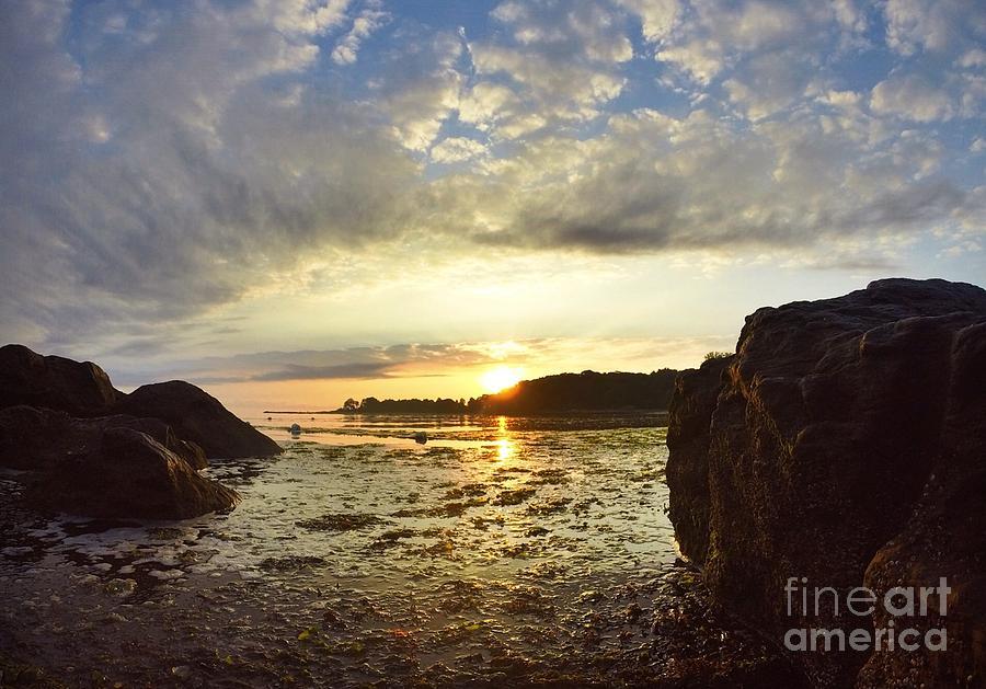 Sunrise Photograph -  Sunrise by Stephanie  Varner
