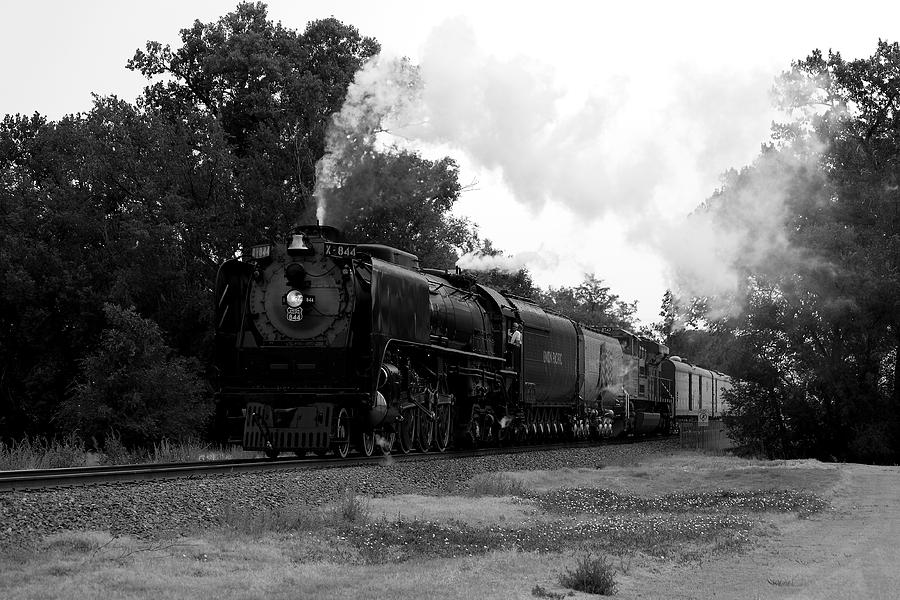 Union Pacific Photograph - Rolling Thunder by Jason Drake