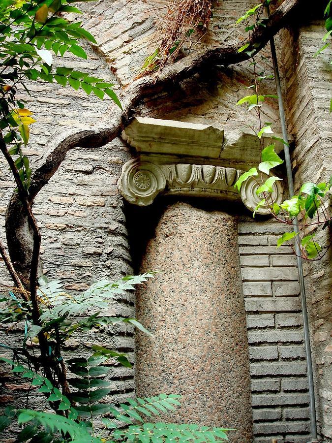 Roman Relief - Roman Stone  by Natalya Karavay