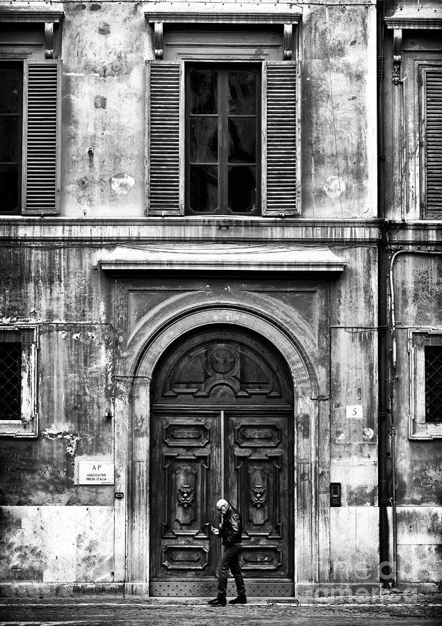Rome Photograph - Rome by John Rizzuto