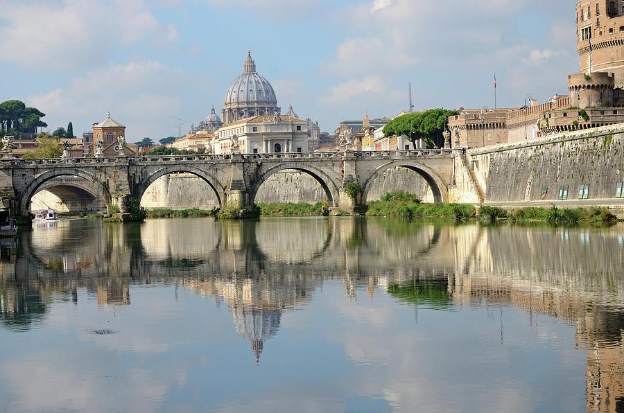 Rome Photograph by Madzia71