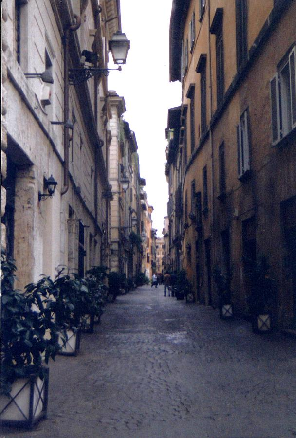 Rome Photograph - Rome by Valerie Howell