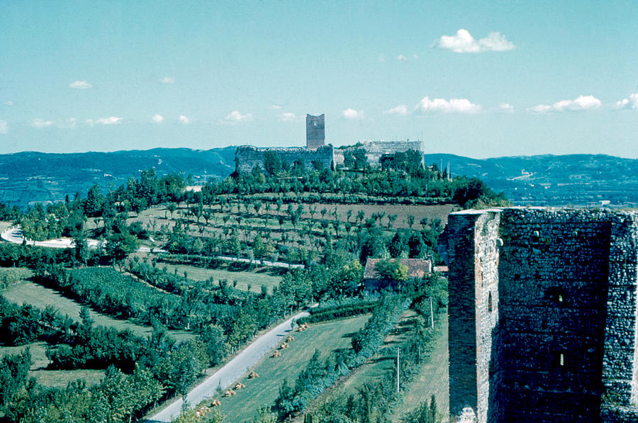 Romeo Photograph - Romeo Castle 1962 by Cumberland Warden