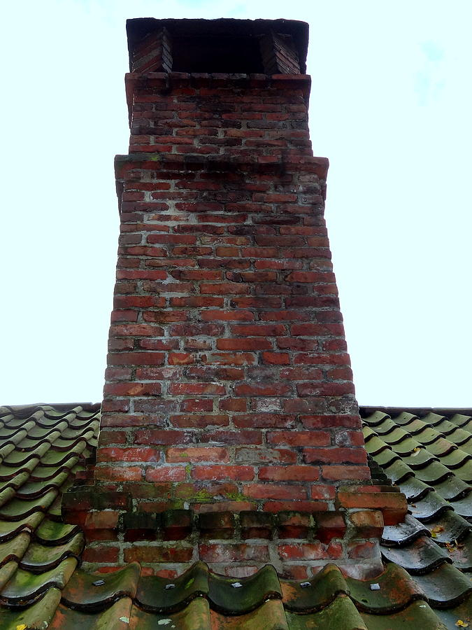 Roof Tops 3 Photograph