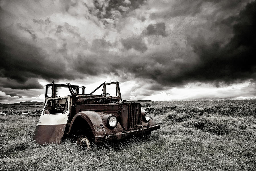 Car Photograph - Roofless by ?orsteinn H. Ingibergsson